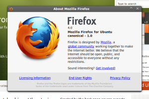Firefox 4 on Ubuntu