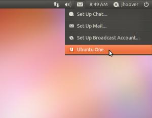 Ubuntu Message Envelope