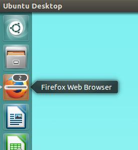 Firefox Count Badge